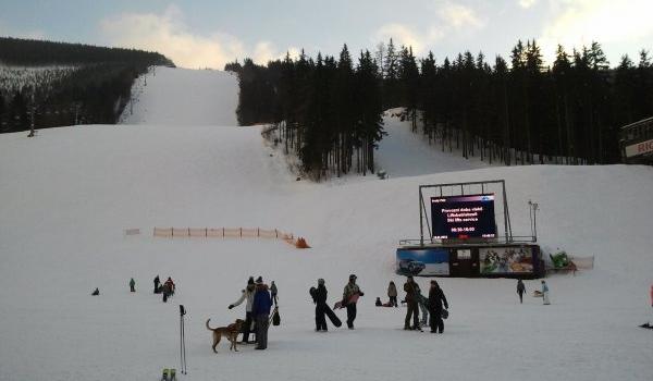 Lyžování v Alpách se skipasem levně