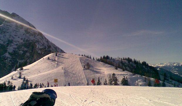 Dachstein West, Rakousko